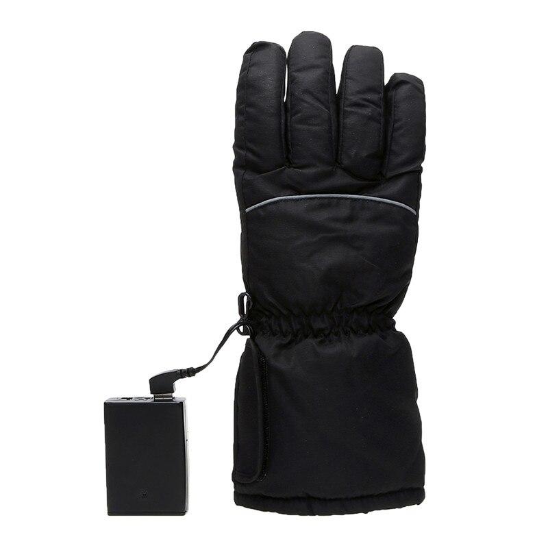 5th bateria aquecimento luvas de esqui ao