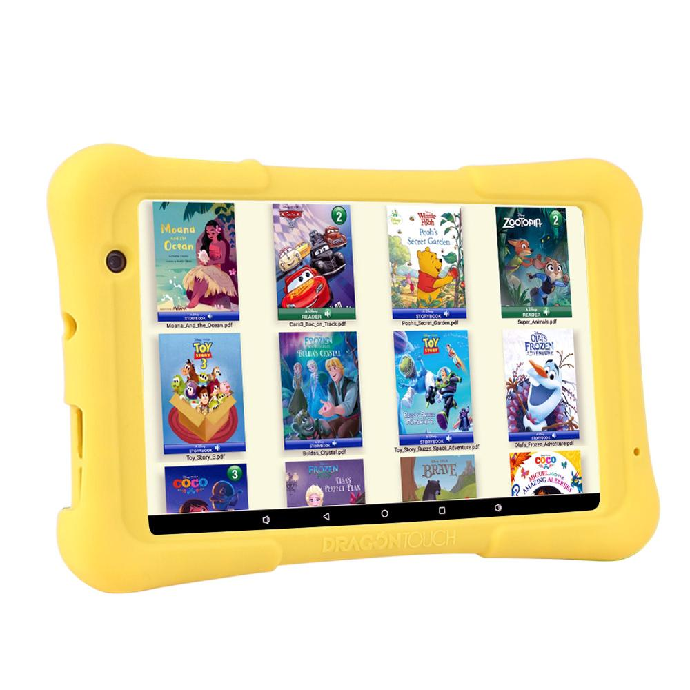 2019 Dragon Touch Y80 Kids Tablet 8 inch Android Tablet 16 GB Kidoz Pre-Installed Disney Content Tablets PC for children 2