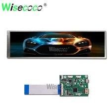8,8 дюймов IPS 1920x480 60 Гц 40 контактов ЖК-экран дисплей с микро-usb порт контроллер плата для автомобильного дисплея raspberry