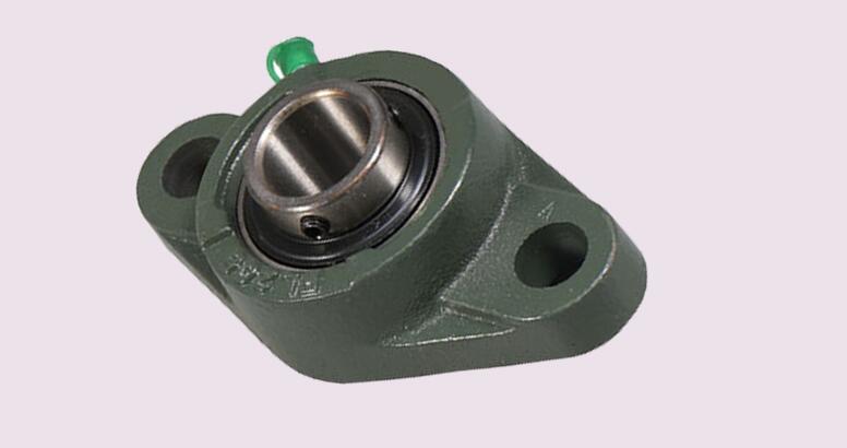 UCFL201 UCFL202 UCFL203 UCFL204 20mm Bore Horizontal Outer Sphere Pillow Block Bearing
