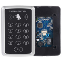 Home Security Single RFID Card Entry Door Lock Access Control System KQS8