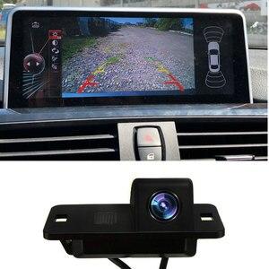 Car Rear View Camera Reverse Camera CCD For BMW 3/7/5 Series E39 E46 E53 X5 X3 X6 original Android DVD GPS Monitor Parking(China)