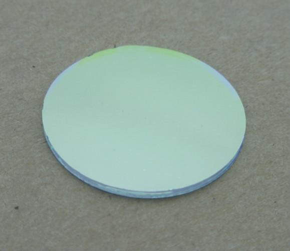 500nm Narrow Band Filter Green Light Glass Filter Half Bandwidth 20nm