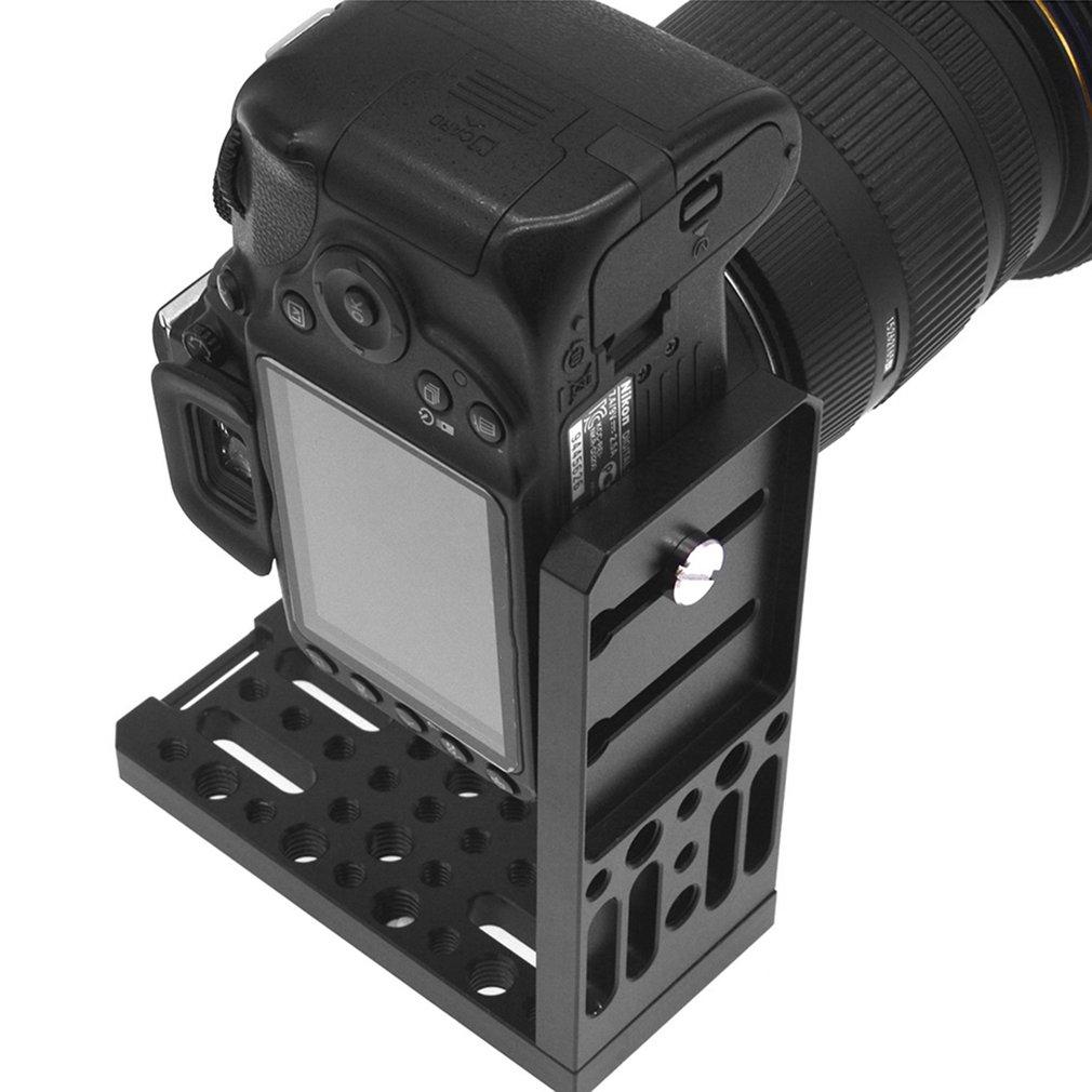 MPU120 caméra L support plaque stabilisatrice pour Canon XC10 XC15 pour Sony FS7 FS5 NX100 Z150 pour ARRI Alexa Mini Amira Panasonic Acc