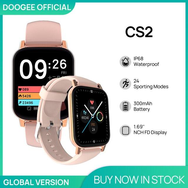 Смарт-часы DOOGEE CS2 1