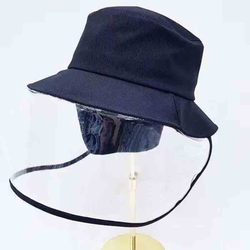 Kapelusz chroniący przed chorobą koronową zapobiega przenoszeniu kropli kapelusz na słońce unisex dla mężczyzn 5