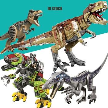 Jurassic World 2 Stygimoloch Breakout Dinosaur Building Block Compatible with Brick Toys for Children