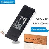 Kingsenr GNC C30 Laptop battery For Gigabyte 14 P34G V1 V2 U2442 U2442N U2442S U2442V U24 U24F U24T U2442T U2442D U2442F Series