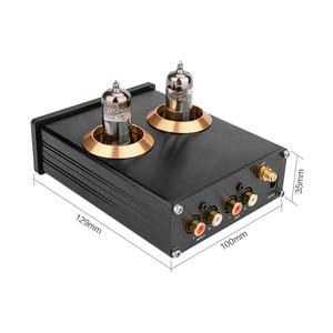 Image 2 - Aiyima Buffer Hifi 6J5 (Upgrade 6J1) bluetooth 4.2 5.0 Tube Voorversterker Versterker Stereo Voorversterker Met Treble Bass Tone Ajustment