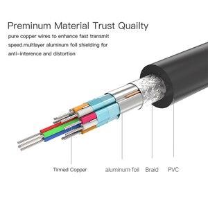 Image 5 - Süper hızlı USB 3.0 tip A erkek tip A erkek uzatma Data Sync kablosu kablosu mavi radyatör için sabit Disk USB3.0 veri kablosu