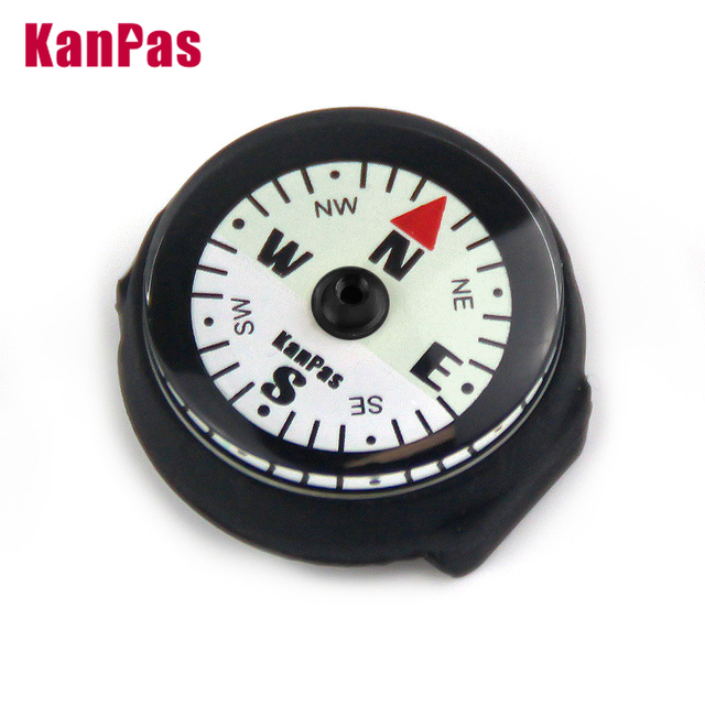 KANPAS Watchband Wristband. compass / bag strap hiking compass / outdoor accessory compass/hunting compass 6
