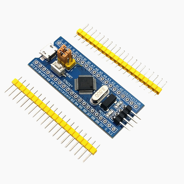 for Arduino STM32F103C8T6 Small System Board Microcontroller STM32 ARM Core Board Development Boards /& Kits