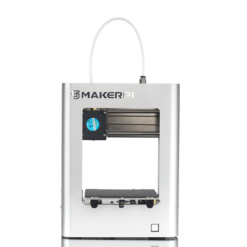 MakerPi Portable 3D Printer FDM Education Desktop One-button Printing for Home Use and Beginners 1