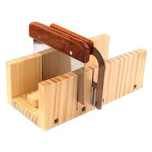 Einstellbare Holz Seife Cutter Mold Kuchen Loaf Seife Schneiden Aufschnittmaschinen Hobel mit Skala, Multifunktionale, Einfach Zu Bedienen