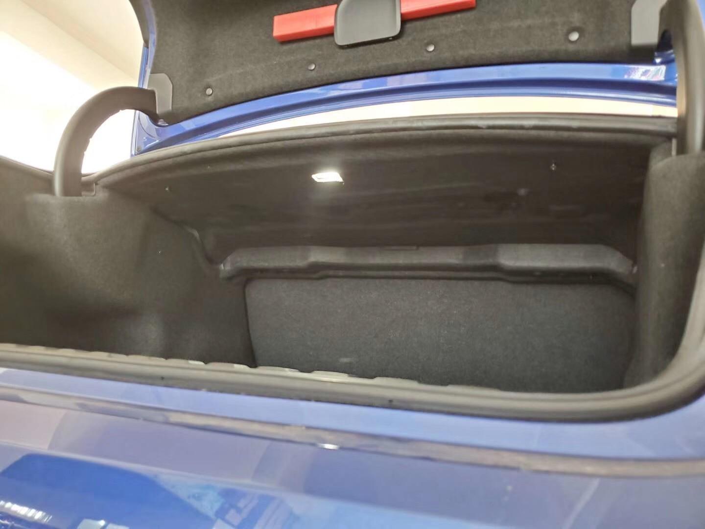 Pour BMW série 3 2020 coffre isolation thermique acoustique coton coffre de voiture pare-feu tapis couverture antichoc insonorisation amortissement - 4