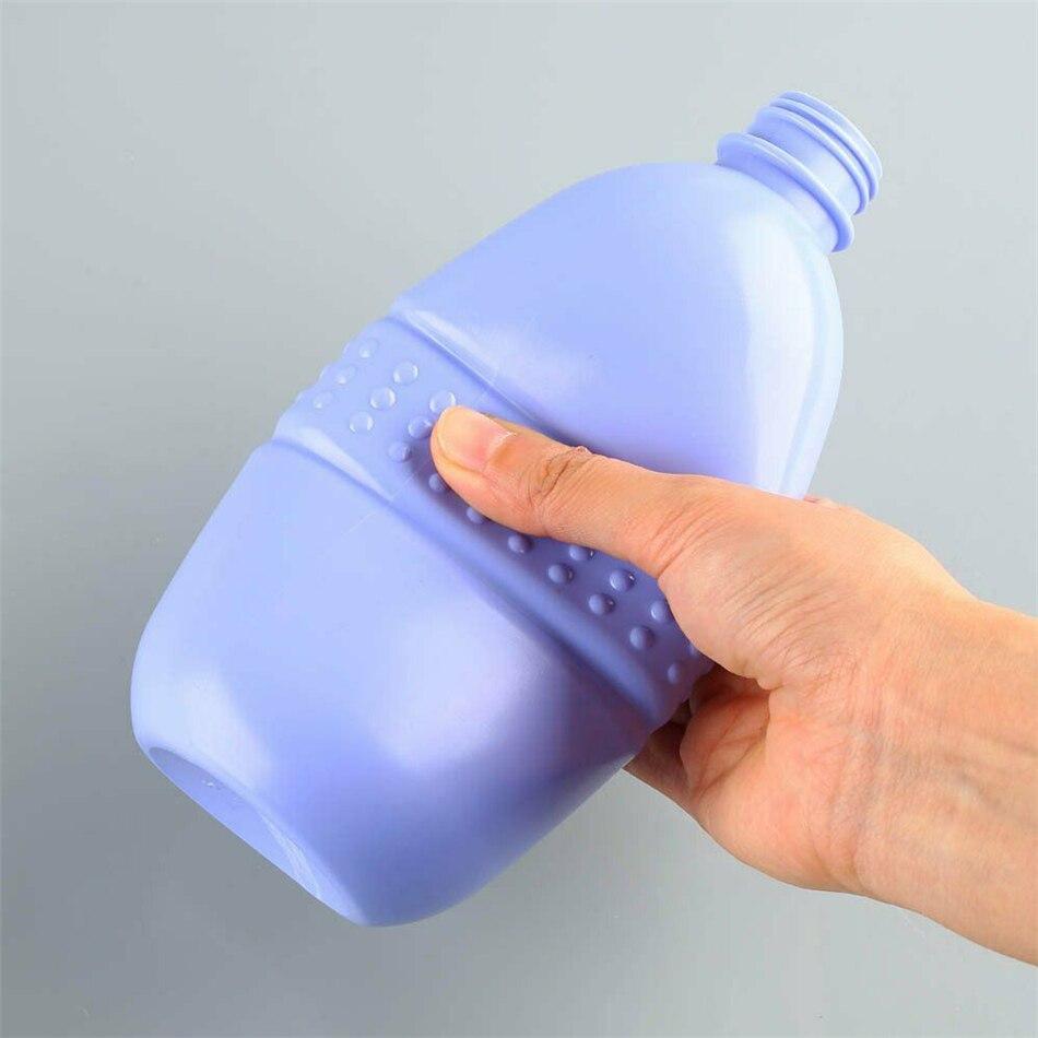 Купить с кэшбэком 450ml  Portable Travel Hand Held Bidet Sprayer Personal Cleaner Hygiene Bottle Spray Washing
