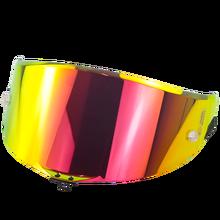 Race 2 visera de casco de motocicleta para Pista GP,Corsa, piezas y accesorios GT VELOCE