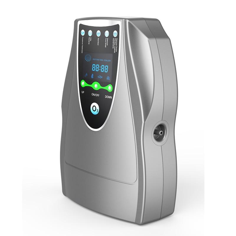 100-240V Ozonizer Air Purifier Home Deodorizer Ozone Generator Sterilization Germicidal Filter Disinfection Clean Room