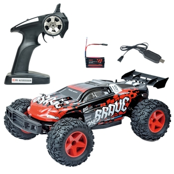 SUBOTECH 1:12 2.4G RC 4WD High-Speed Car Stunt Race Off-Road Vehicle Model Climbing Car Toy