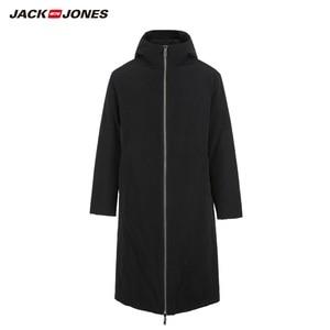 Image 5 - JackJones ผู้ชาย REVERSIBLE เสื้อคลุมยาวเสื้อแจ็คเก็ตบุรุษ 218409505