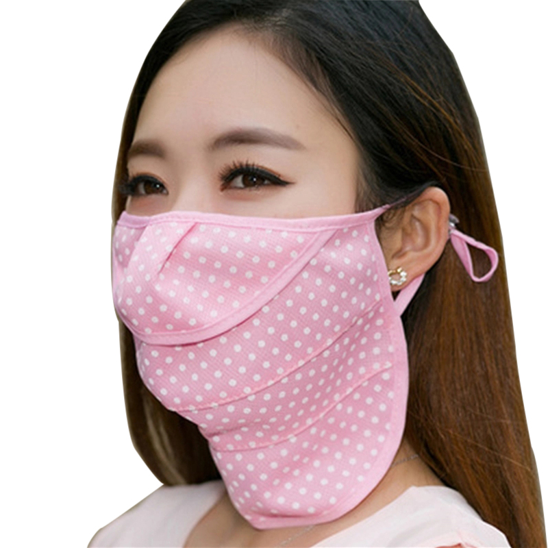 Antscope Summer Sun Protection Neck Maski Outdoor Riding UV Protection Masks For Women Dustproof Breathable Face Mask 15