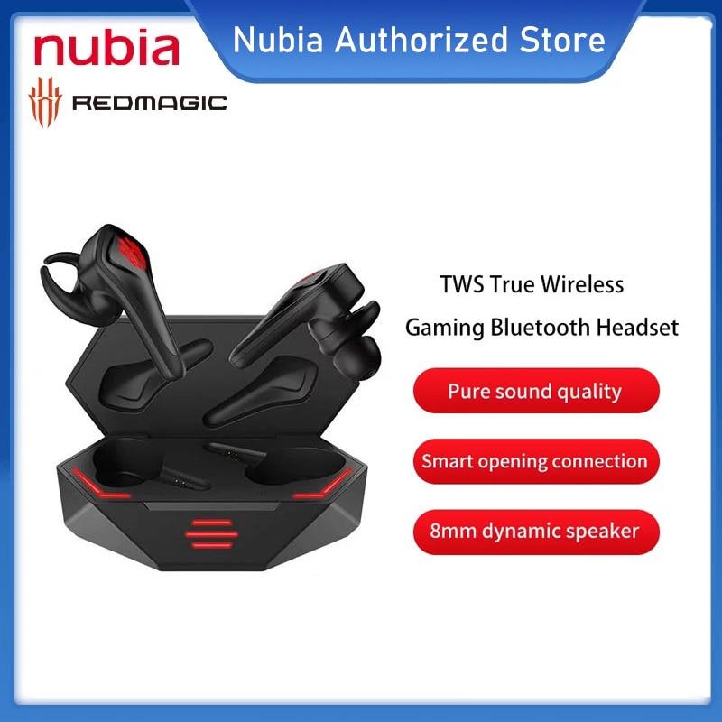 Global Version ZTE Nubia RedMagic TWS Gaming Earphone for Nubia 5S 5G...