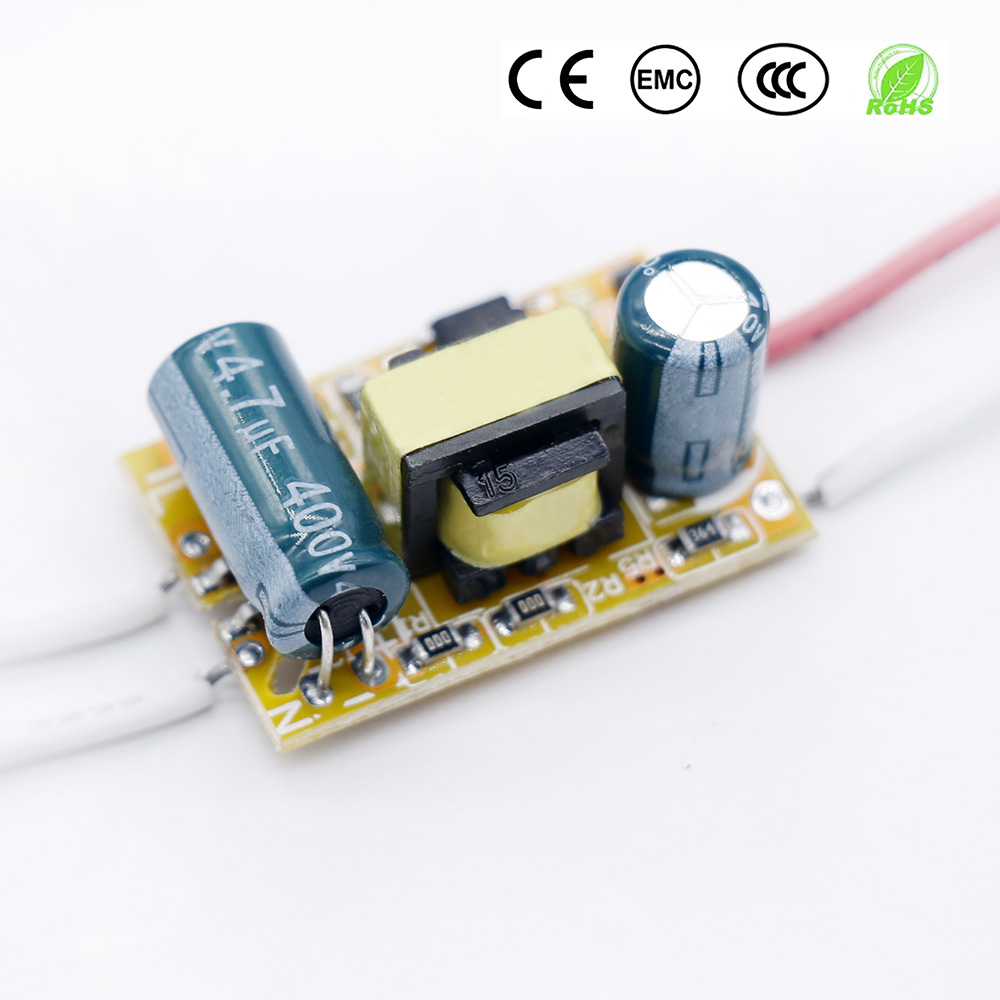 LED Driver 9W-18W Power Supply Constant Current 75-250mA 30-120VAutomatic Voltage Control Lighting Transformers For LED