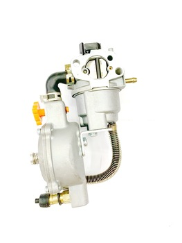 цена на LPG 168 Carburetor dual fuel LPG NG conversion kit Hot sale for 2KW 3KW 168F Dual Fuel Carburetor 170F Gasoline Generator