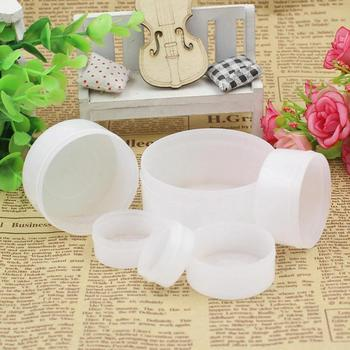 Portable small-capacity sub-bottles cleanser water milk cosmetic travel pack plastic container empty bottle image