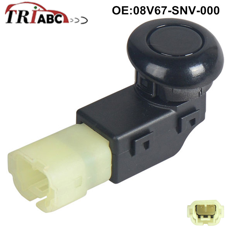 08V67 SNV 000 Parking Sensor PDC For HONDA Right rear Original Hole Position Reverse Assistant in Parking Sensors from Automobiles Motorcycles