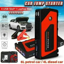 Voltage-Regulation Protection-Battery Jump-Starter Usb-Power-Bank Automobile Overcharge