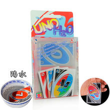 Crystal Card Table Tour Card PVC Plastic Waterproof Version Yoplait Card Leisure Party Game Toy(China)