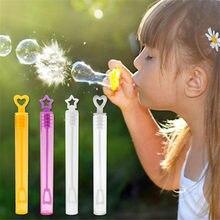 6 шт пузырчатая палочка Мини пузырьки палочки летняя активность