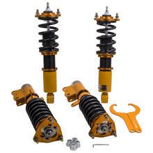 24 ways Adjustable Damper Street Coilovers for Mitsubishi Lancer & Raliant CY2A