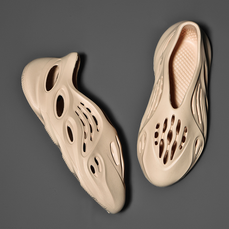 tenis sapato masculino Zapatos informales de verano para hombre, sandalias suaves de malla para parejas, zapatillas de playa, zapatillas de espuma, chanclas cómodas, Zapatillas para hombre, sandalias de natación Zapatos KATELVADI, sandalias de gladiador negras para mujer, sandalias de verano para mujer, Sandalias de tacón alto de 8CM con correa en el tobillo, sandalias para mujer, K-317