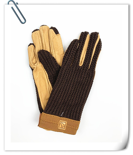 Equestrian Riding Gloves For Kids & Adults Comfortable Fit  3