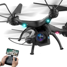 RC Drone With HD Wide Angle Camera Altitude Hold Headless Mo