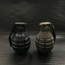 Kid Jinming Water Bomb Grenade M26A2 Water Gun Special Manual user External Decompression new Product Spot
