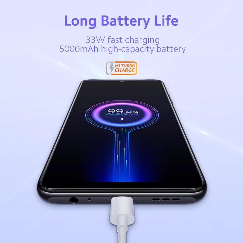 Global Version Xiaomi Redmi Note 10 4GB 64GB/128GB Mobile Phone Snapdragon 678 6.43 5
