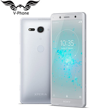 Перейти на Алиэкспресс и купить Новый оригинальный sony Xperia XZ2 Compact H8324 мобильный телефон с двумя sim-картами 4 Гб ОЗУ 64 Гб ПЗУ 5 дюймов Snapdragon 845 NFC 4G Android телефон