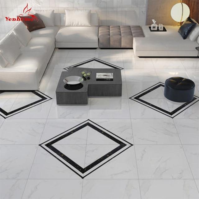 Wood Style Self-adhesive Wall Floor Sticker for Bathroom Skirting Line Decal Waterproof Vinyl Waist Line Wallpaper Home Decor 5