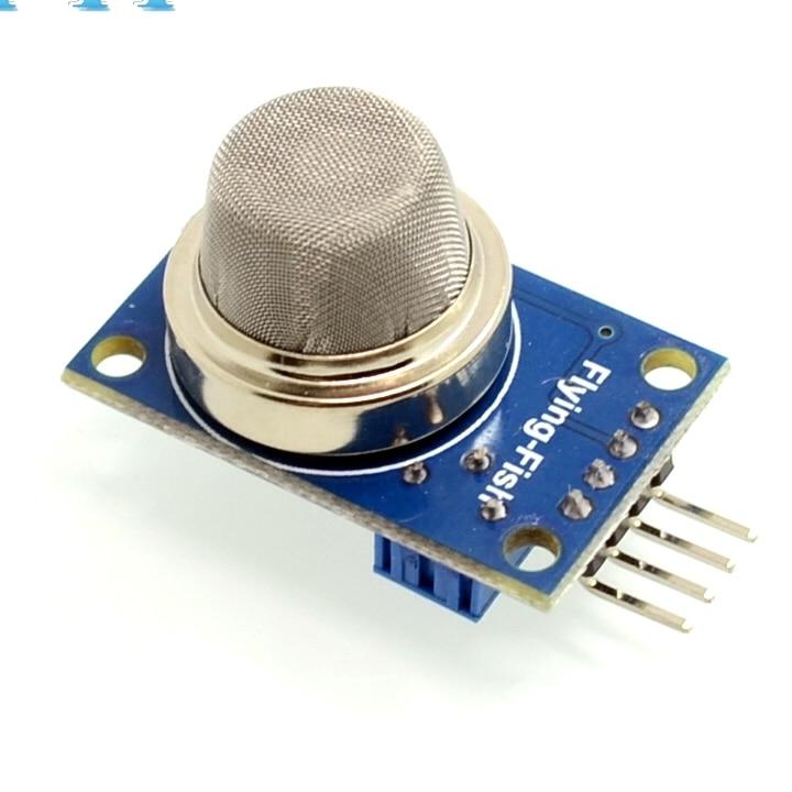 MQ2  Smoke LPG Butane Hydrogen Gas Sensor Detector Module DC 5V For Arduino