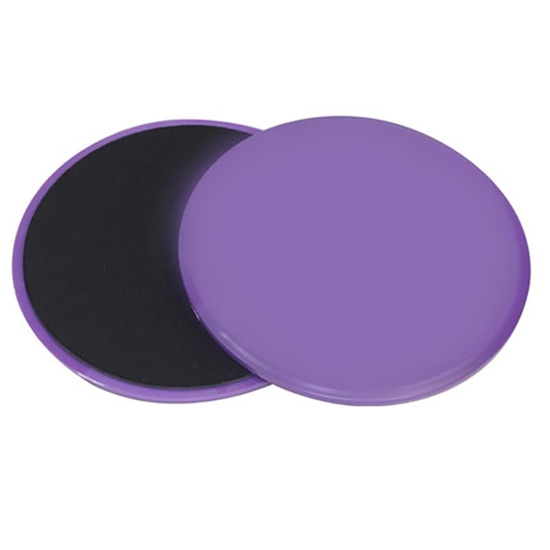 Скользящие диски Core Slider фитнес диск Упражнение скользящая пластина для йоги Тренажерный зал брюшной тренировки планеры тренировки ноги руки назад - Цвет: Золотой