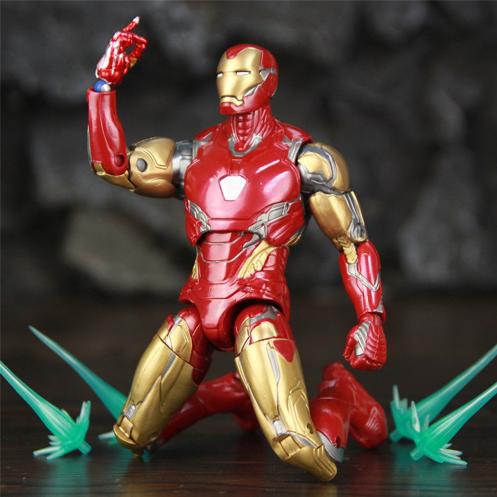 Marvel Legends Iron Man MK85 Mark LXXXV 6