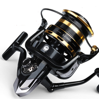 fishing spinning wheel spinning Reel Full metal wire cup without gap long-distance casting wheel sea pole sea pole fishing line
