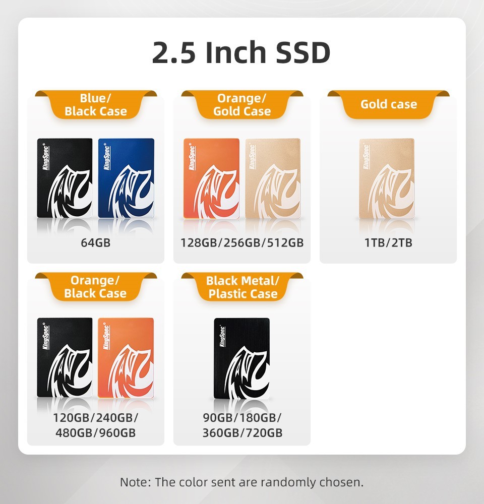 KingSpec hdd 2.5 120gb SSD 240 gb 480gb SSD SATA III 3 Internal Solid State Drive ssd Laptop Hard Drive For Computer ssd 1tb Hb952e465112b4db89313834e6c52531aT Ssd