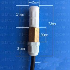 Image 3 - 1pc digital sensor I2C Wasserdichte temperatur und feuchtigkeit sensor SHT30 sensor sonde I2C boden sensor für blume kindergarten
