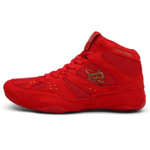 Профессиональная Обувь для борьбы, боксерская обувь, спортивная обувь, стиль, большой размер 35-46, ультра-светильник, свободный стиль