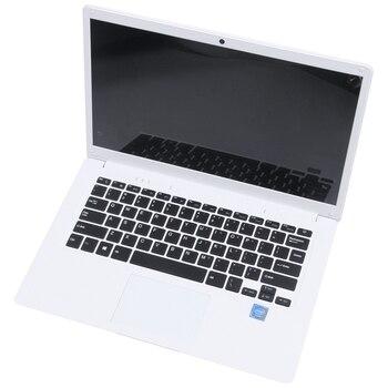 14.1 inch Hd Lightweight and Ultra-Thin 2+32G Lapbook Laptop  Z8350 64-Bit Quad Core 1.92Ghz Windows 10 2Mp Camera(White) U