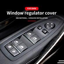 4pcs window switch lift regulator for BMW F30 F31 F80 F83 3 series original replace window lift glass lift controller button